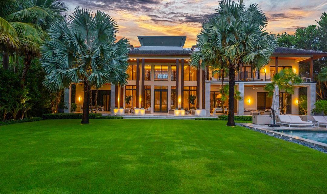 CEO Of Rockstar Energy Drink Sells Miami Homes