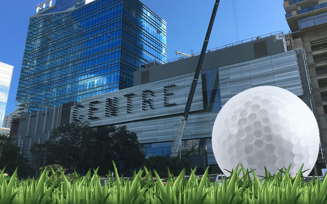 A 3-Story Mini Golf Is Coming To Brickell City Centre