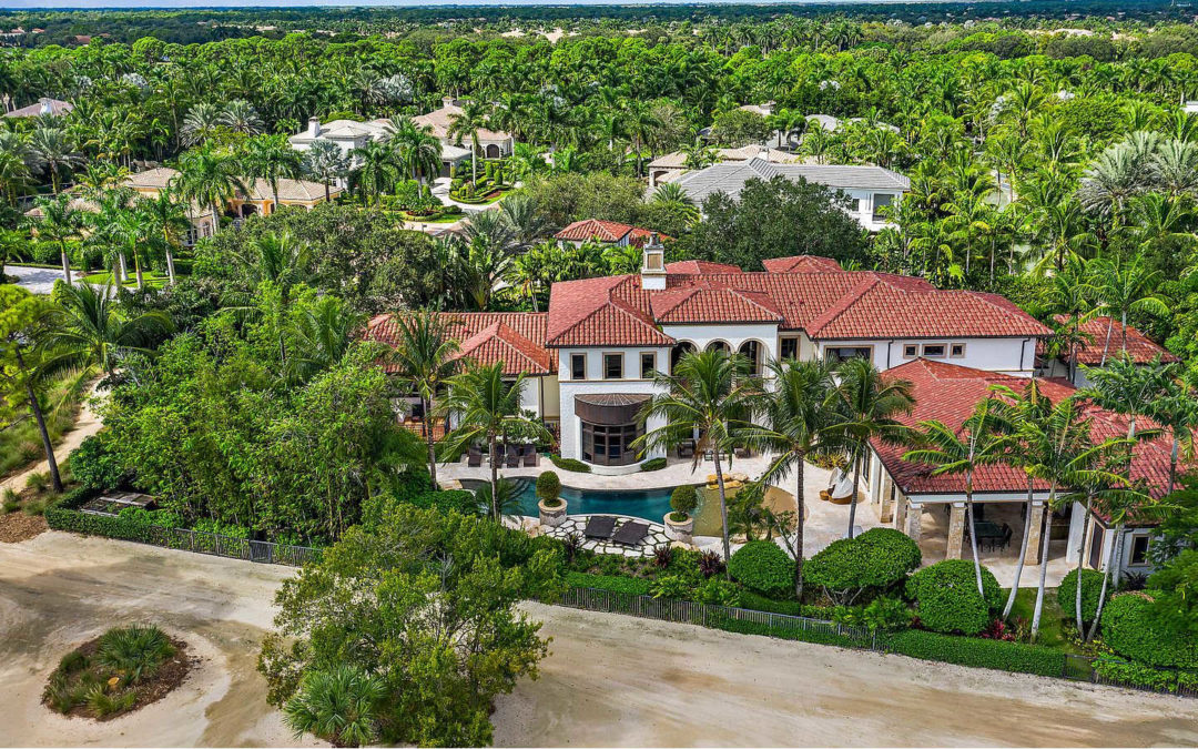 Home Of The Day: Timeless Luxury in Palm Beach Gardens, Florida