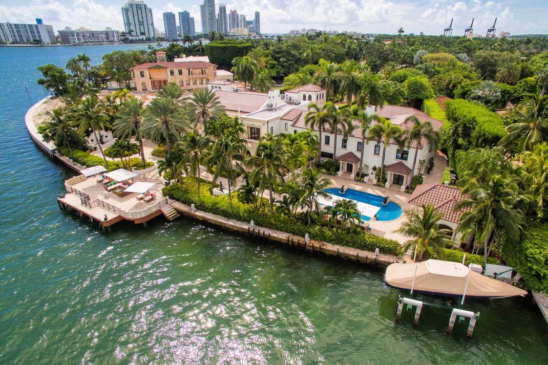 Big Sale: $39million Star Island Mansion
